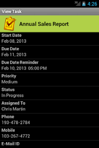 Sparkle Task Manager screenshot 4