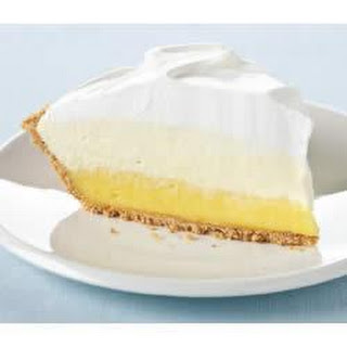 Kraft® Triple-Layer Lemon Pie Recipe