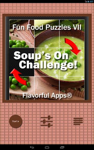 Slider Puzzles VII : Soup