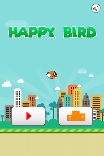 Happy Bird New
