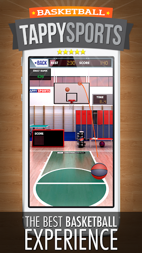 Tappy Sport Basketball NBA Pro Stars 1.6.19 screenshots 5