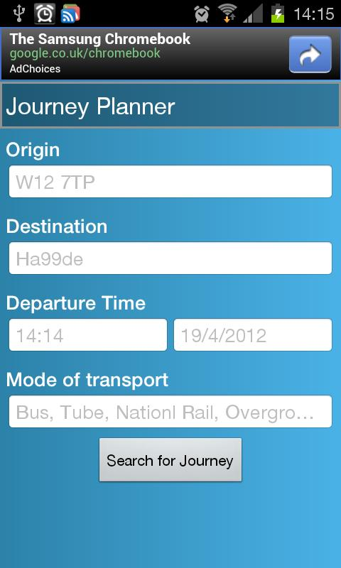 London Tube And Bus- screenshot