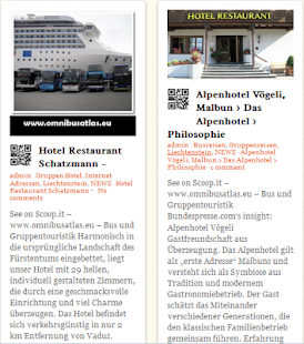 Europa Busreisen 2014 - screenshot thumbnail