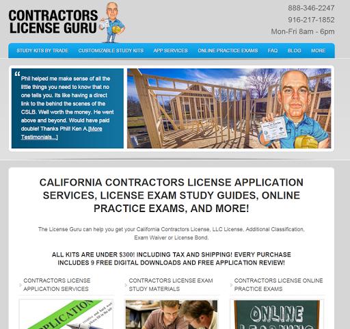 Contractors License Guru