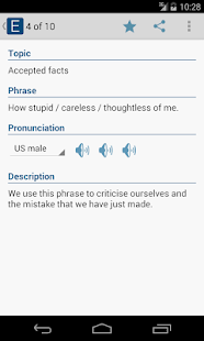 English Useful Expressions - screenshot thumbnail