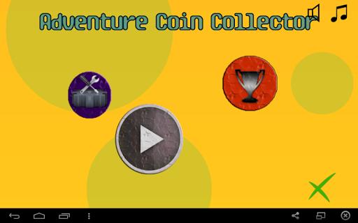 Adventure Coin Collector