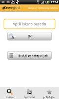 Screenshot of Ceneje.si
