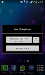 Keep Display Bright - screenshot thumbnail
