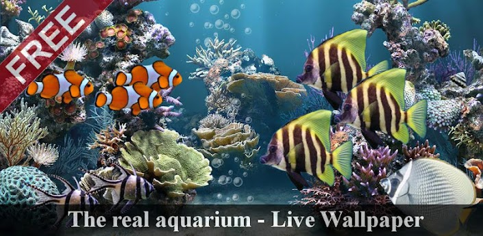 The Real Aquarium - LWP