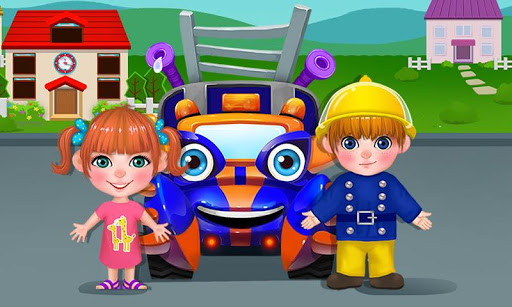 Fire Train! Babies Adventure 1.1 screenshots 4