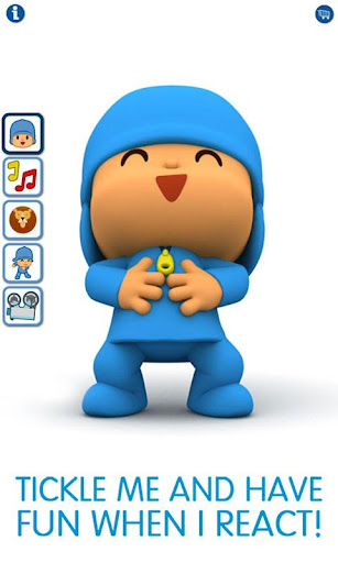 Talking Pocoyo Premium  screenshots 2
