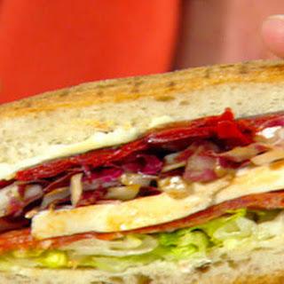 Paula Deen special panini