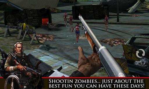 CONTRACT KILLER: ZOMBIES 1.1.0 Screenshots 4