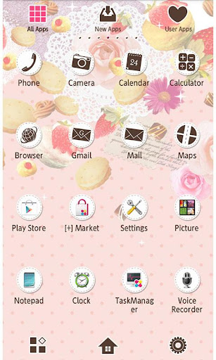 Cute Wallpaper Sweets Parade 1.2 Windows u7528 2