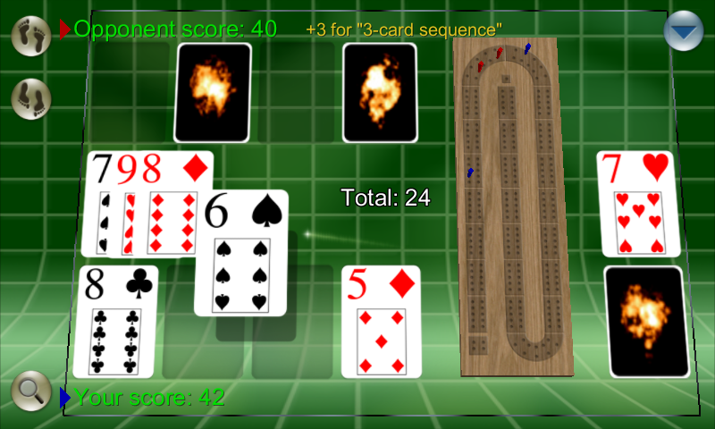 Cribbage Forever - screenshot