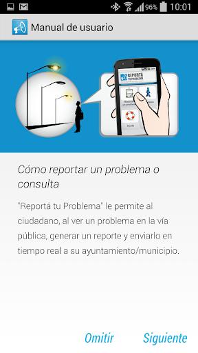 Reportá tu problema