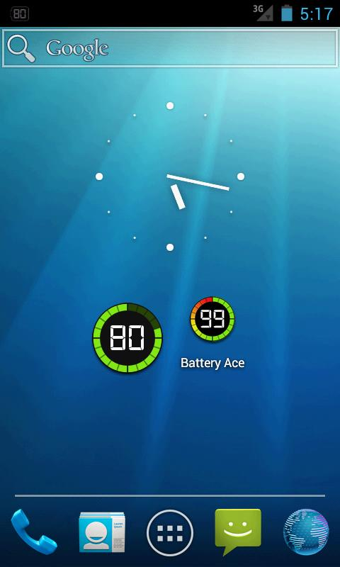 Battery Ace- screenshot