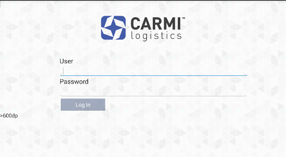 Carmi Logistics.- screenshot thumbnail