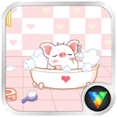 Piggy Shower LWP