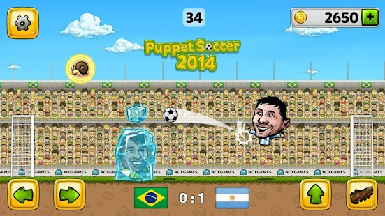 Puppet Soccer 2014 V1.0.08 Unlimited Coins & Gems