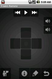 Freevo Remote