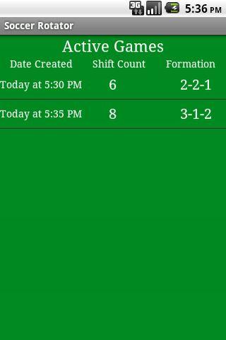 Soccer Rotator- screenshot