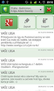 VAŠE LIGA - screenshot thumbnail