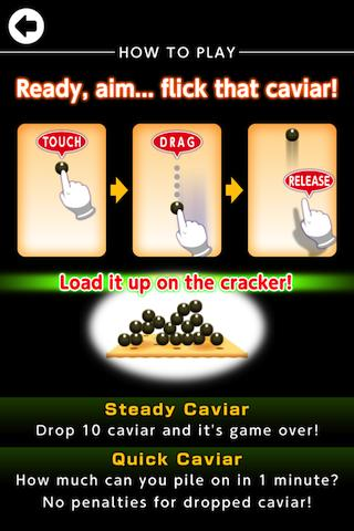 Serve that Caviar! 1.2 Windows u7528 8