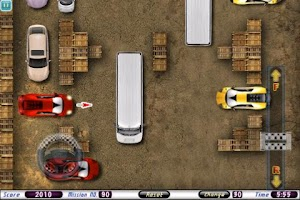 Screenshot of Parking Lot Master Lite
