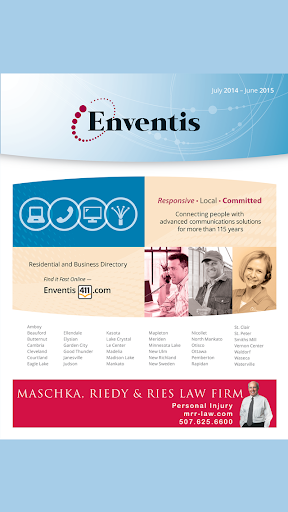 Enventis Online Directory