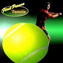 First Person Tennis Free icon