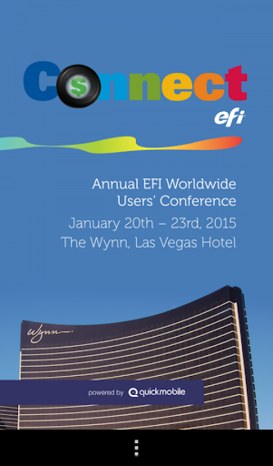 EFI Connect 2015