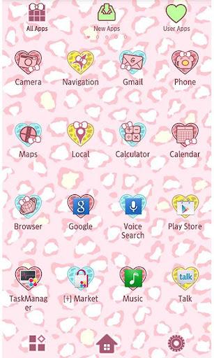 Cute Wallpaper Leopard Candy 1.2 Windows u7528 2