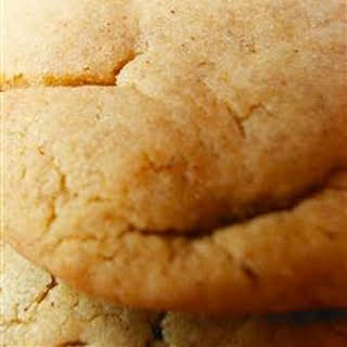 Paydirt Peanut Butter Cookies.