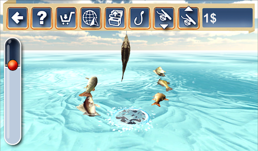 Рыбалка зимняя. Озёра. Screenshot