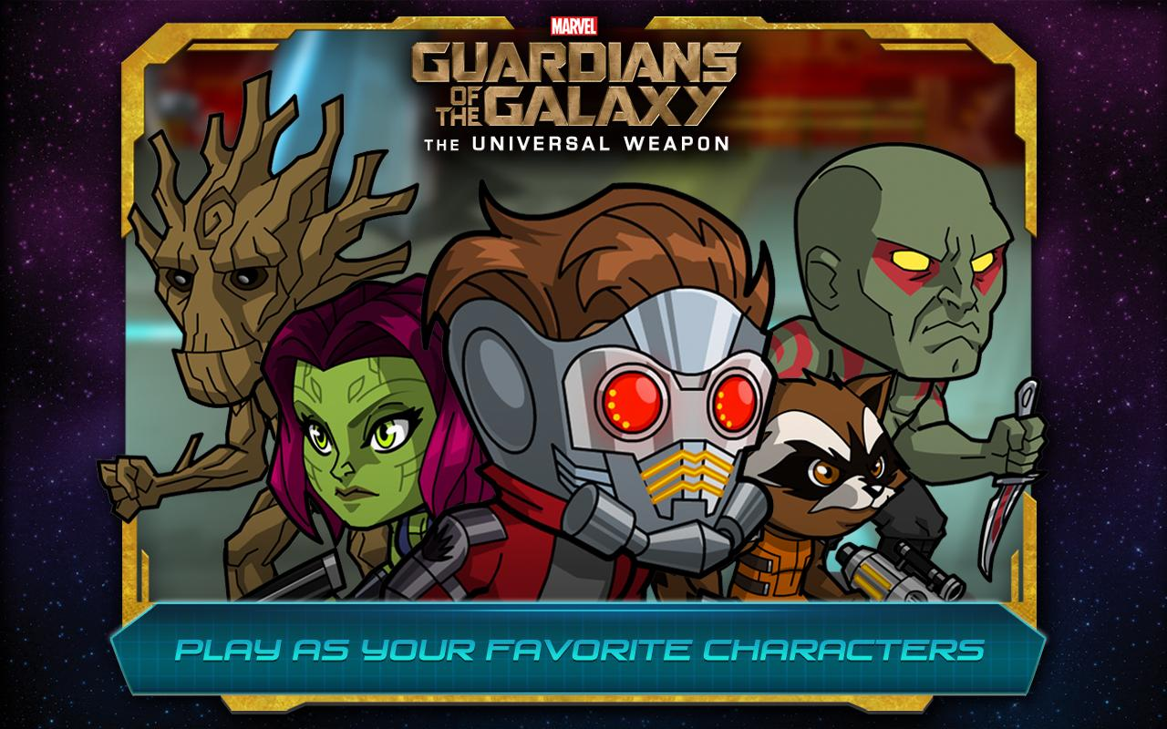Guardians of the Galaxy: TUW screenshot #5