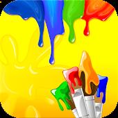 Preschool Learning Colors
