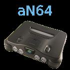 a - N64 (Nintendo 64 Emulator) icon