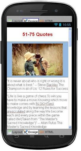 玩免費社交APP|下載Best Self Help Book Quotes app不用錢|硬是要APP