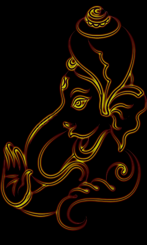 Om Ganesh 3D Neon effect - Android Apps on Google Play