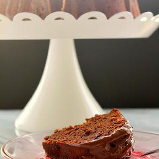 Mint Chocolate Chip Bundt Cake.