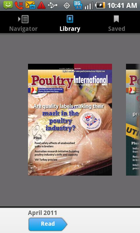 Poultry International - screenshot