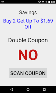 double coupon checker apps on google play