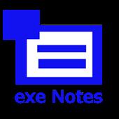 exeNotes