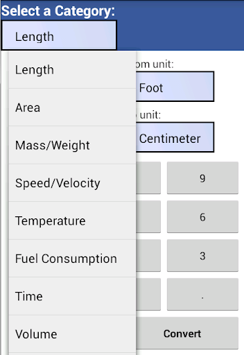 【免費生產應用App】Quick Unit Converter-APP點子