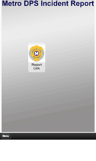 Metro DPS Incident Report