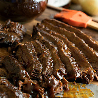 Slow Cooker Barbecue Beef Brisket.
