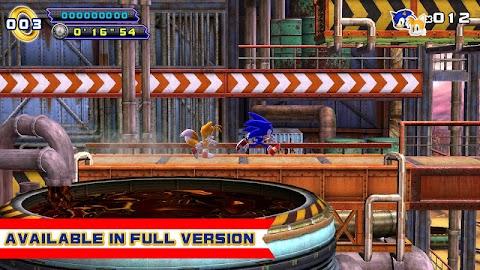 Sonic 4 Episode II THD Lite Screenshot 3