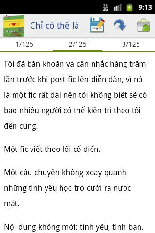Chi co the la yeu (full) - screenshot