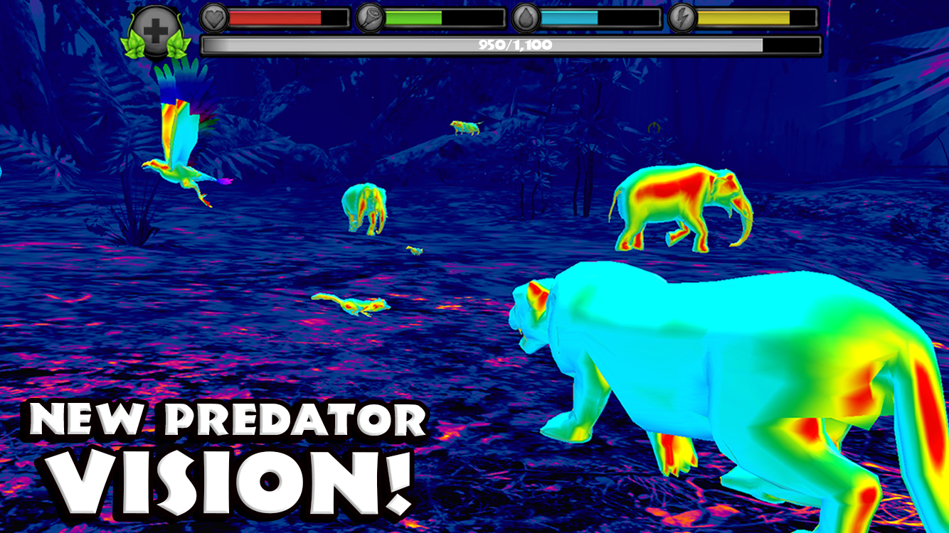 Panther Simulator- screenshot